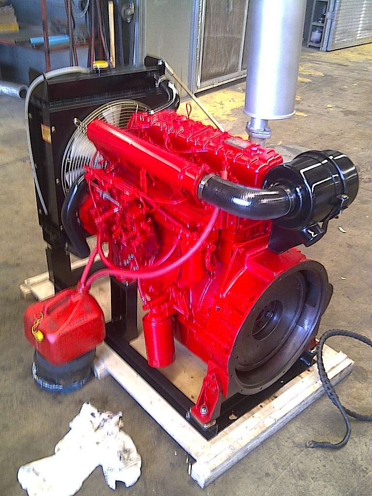 003.1 YD4102 Industrial Engine 88Hp For Sale