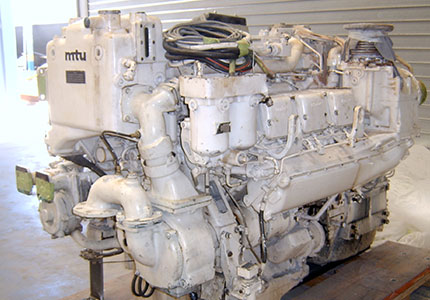 Diesel Engines Pty Ltd, marine diesel engines, transmissions